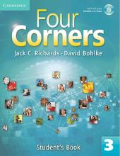 خرید کتاب فورکرنرز ویرایش قدیم Four Corners 3 Student Book and Work book with CD