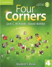 خرید کتاب فورکرنرز ویرایش قدیم Four Corners 4 Student Book and Work book with CD