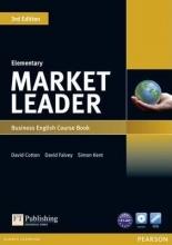 خرید کتاب مارکت لیدر المنتری Market Leader Elemenrary 3rd edition