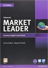 خرید کتاب مارکت لیدر ادونس Market Leader Advanced 3rd edition