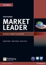 خرید کتاب مارکت لیدر اینترمدیت Market Leader Intermediate 3rd edition