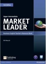 خرید کتاب مارکت لیدر آپر اینترمدیت Market Leader Upper-intermediate 3rd edition