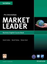 خرید کتاب مارکت لیدر پری اینترمدیت ویرایش سوم Market Leader pre-intermediate 3rd edition