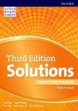 خرید کتاب سولوشنز آپر اینترمدیت ویرایش سوم Solutions Upper-Intermediate 3rd Edition
