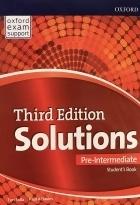 خرید کتاب سولوشنز پری اینترمدیت ویرایش سوم Solutions Pre-Intermediate 3rd Edition
