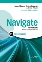 خرید کتاب نویگیت اینترمدیت Navigate Intermediate (B1+) Coursebook + W.B + CD
