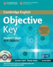 خرید کتاب آبجکتیو کی ویرایش دوم (Objective Key 2nd (SB+WB+for schools+CD