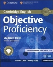 خرید کتاب Objective Proficiency (S.B+W.B+CD) 2nd Edition
