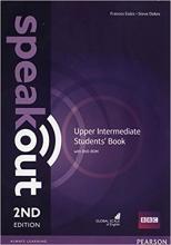 خرید کتاب اسپیک اوت آپر اینترمدیت ویرایش دوم Speakout Upper Intermediate 2nd Edition