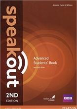 خرید کتاب اسپیک اوت ادونسد ویرایش دوم Speakout Advanced 2nd Edition