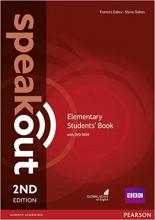 خرید کتاب اسپیک اوت المنتری ویرایش دوم Speakout Elementary 2nd Edition