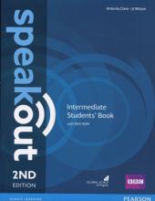 خرید کتاب اسپیک اوت اینترمدیت ویرایش دوم Speakout Intermediate 2nd Edition