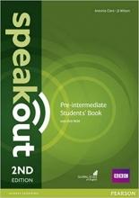 خرید کتاب اسپیک اوت پری اینترمدیت ویرایش دوم Speakout Pre-Intermediate 2nd Edition