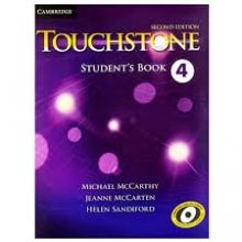 خرید کتاب آموزشی تاچ استون ویرایش دوم Touchstone 4