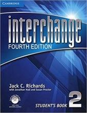 خرید کتاب زبان اینترچنج 2 ویرایش چهارم (Interchange 2 (4th