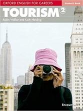 خرید کتاب آکسفورد انگلیش فور کرییرز Oxford English for Careers: tourism 2 Student's Book