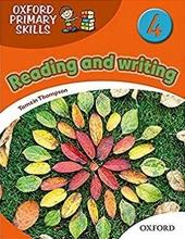خرید کتاب آکسفورد پرایمری اسکیل بریتیش Oxford Primary Skills 4