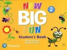 خرید کتاب آموزش  بیگ فان دو NEW Big Fun 2 پک کامل