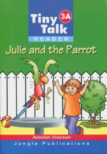 خرید کتاب تاینی تاک ریدرز Tiny Talk 3A Readers Book