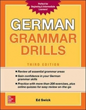 کتاب German Grammar Drills, Third Edition