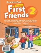خرید فلش کارت فرست فرندز 2 First Friends 2 Flashcards
