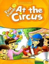 خرید کتاب داستان فرست فرندز First Friends 3 story: At The Circus