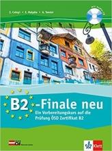 خرید کتاب آلمانی B2 Finale Vorbereitungskurs Zur Oesd Prufung