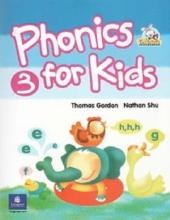 خرید کتاب فونیکس فور کیدز Phonics for Kids 3