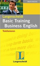 کتاب آلمانی  Basic Training Business English: Telefonieren