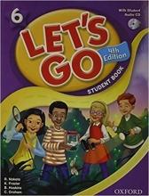 خرید کتاب لتس گو ویرایش چهارم Lets Go 6 (4th) SB+WB+CD