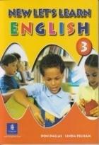 خرید کتاب  نیو لتس لرن انگلیش New Let's Learn English 3