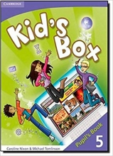 خرید کتاب کیدرز باکس Kid's Box 5