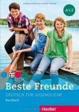 کتاب آلمانی beste freunde A1.2 deutsch fur gugedliche kursbuch + arbeitsbuch+ cd