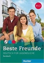 کتاب آلمانی beste freunde B1.2: kursbuch + arbeitsbuch+ cd