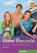 کتاب آلمانی beste freunde B1.1: kursbuch + arbeitsbuch+ cd