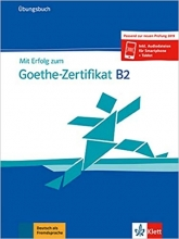 خرید کتاب آزمون گوته آلمانی (2019) Mit Erfolg zum Goethe Zertifikat Ubungsbuch B2
