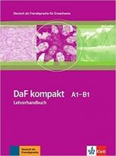 کتاب زبان DaF Kompakt A1-B1 : Lehrerhandbuch