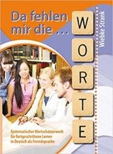 کتاب  یادگیری واژگان آلمانی Da fehlen mir die Worte