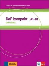 کتاب آلمانی Daf Kompakt Grammatik A1 - B1
