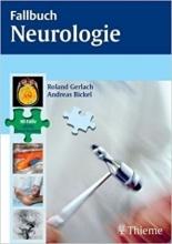 کتاب پزشکی آلمانی  Fallbuch Neurologie