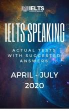 خرید کتاب آیلتس اسپیکینگ اکچوال تست ژانویه تا می ۲۰۲۰ IELTS Speaking Recent Actual Tests (April – July 2020) & Suggested Answ