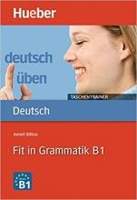 کتاب آلمانی Deutsch uben Taschentrainer Fit in Grammatik B1