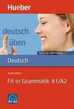 کتاب آلمانی Deutsch Uben Taschentrainer Fit in Grammatik A1/A2