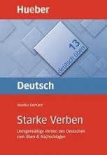 کتاب آلمانی Deutsch Uben 13 Starke Verben