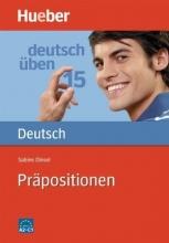 کتاب آلمانی Deutsch Uben Band 15 Präpositionen