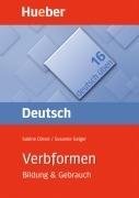 کتاب آلمانی Deutsch uben Band 16 Verbformen