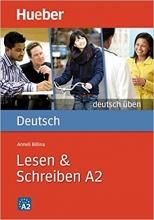 کتاب آلمانی Deutsch uben Lesen & Schreiben A2