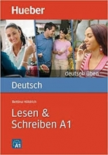 کتاب آلمانی Deutsch uben Lesen & Schreiben A1
