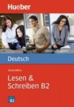 کتاب آلمانی Deutsch uben Lesen & Schreiben B2