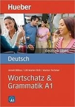 کتاب آلمانی Deutsch Uben Wortschatz & Grammatik A1